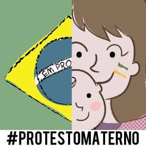 #protestomaterno