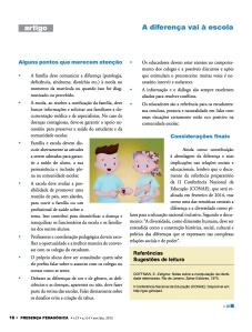Artigo Revista Pedagógica Dezembro 2013