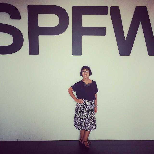 Mai no SPFW